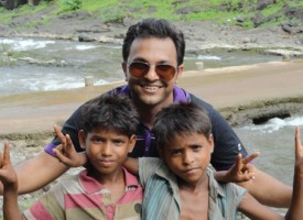 Startup talk: Nitin Tailor, Serving Happiness!