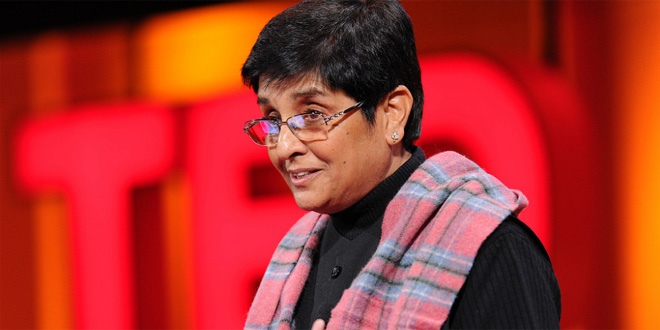 Kiran Bedi was punished for holding PM's car! What she did next is absolutely amazing!