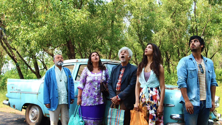 Finding Fanny's Goan village finds a ban on kissing