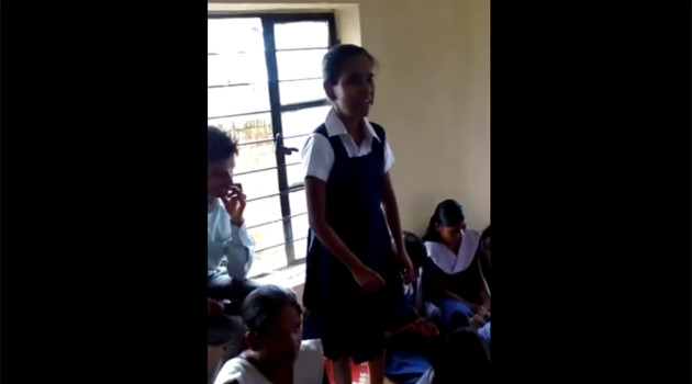 This Specially Abled Girl's Song will Blow Your Mind!
