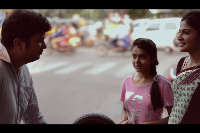 This short film depicts story of every middle class family