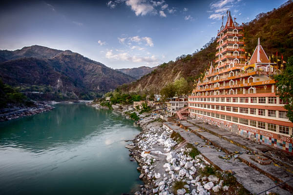 Rishikesh - 10 Best Indian Places To Visit During Summer