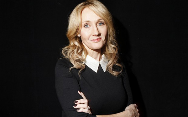 J K Rowling 15 Famous Personalities who are Introverts