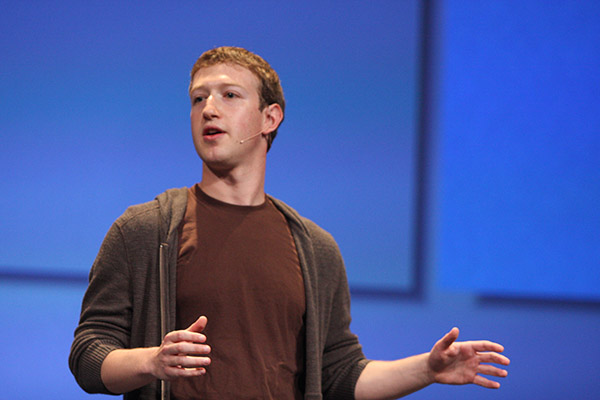 Mark Zuckerberg 10 Famous Personalities who are Introverts