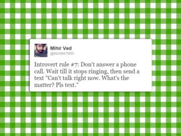 20 Tweets Only A True Introvert Will Relate To!