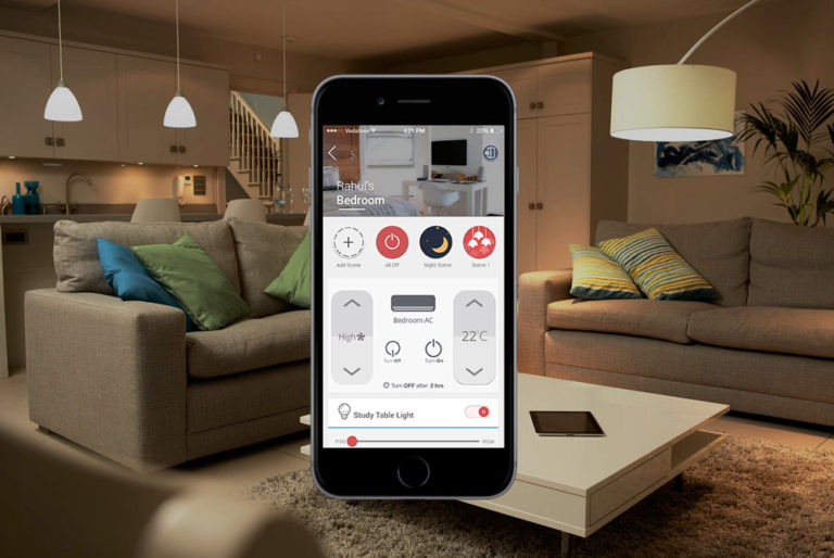 Control Your Home From Anywhere With Your Phone! – BuddyBits
