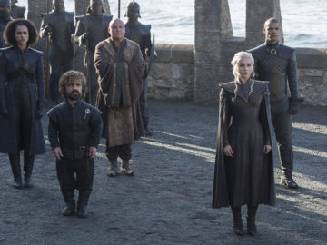 10 Things We Learned From Game Of Thrones S07E01