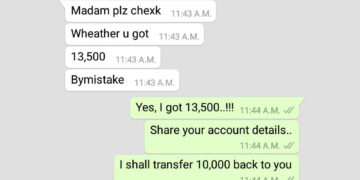 How This Girl Escaped OLX Scammer Is a Lesson For Us!