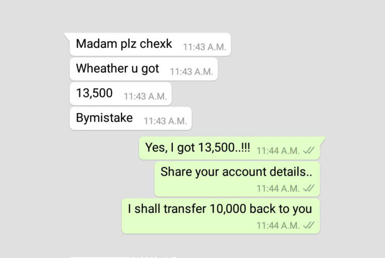How This Girl Escaped OLX Scammer Is a Lesson For Us