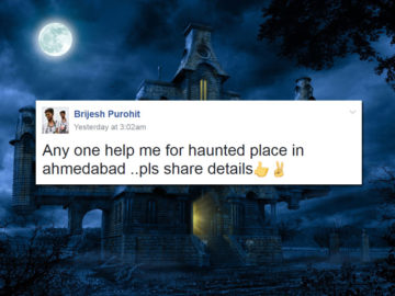 Haunted Places in Ahmedabad