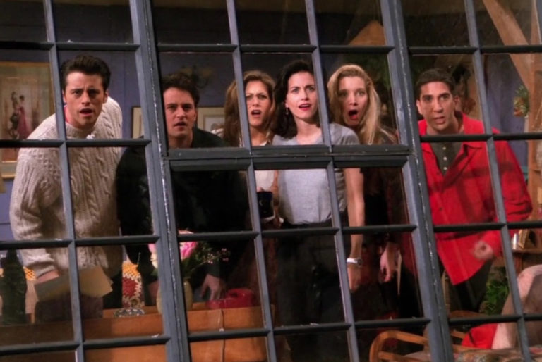 10 Dark Secrets From The Cast of Friends!