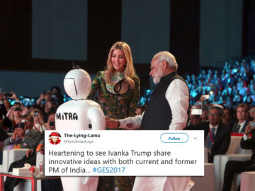 Ivanka Trump Is In India And We Went To Twitter For Updates! LOL