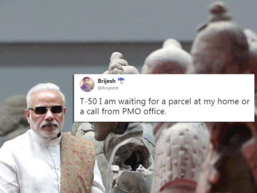 This Guy Wants Something From Narendra Modi, Has Been Tweeting To Him Since 9 Months!