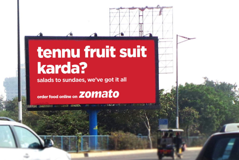 Zomato Strikes Back At Those Who Got Offended By Their Ad With This One Tweet!
