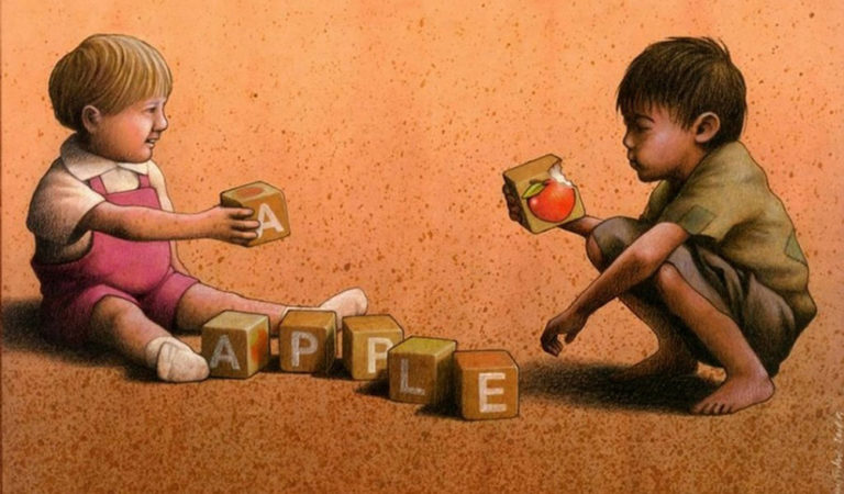 32 Thought Provoking Illustrations That Will Make You Think!
