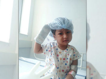 One Year Old Jasvee Is Diagnosed With Blood Cancer, She Needs Your Help!