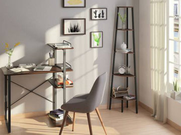 Smart Furniture Ideas For Corner Storage And Decoration