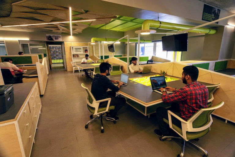 10 Reasons Why Ikoverk Is The Coolest Co Working Space