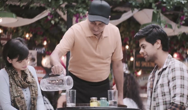 Move Over Cutting Chai, Cutting Paani is the Latest Trend