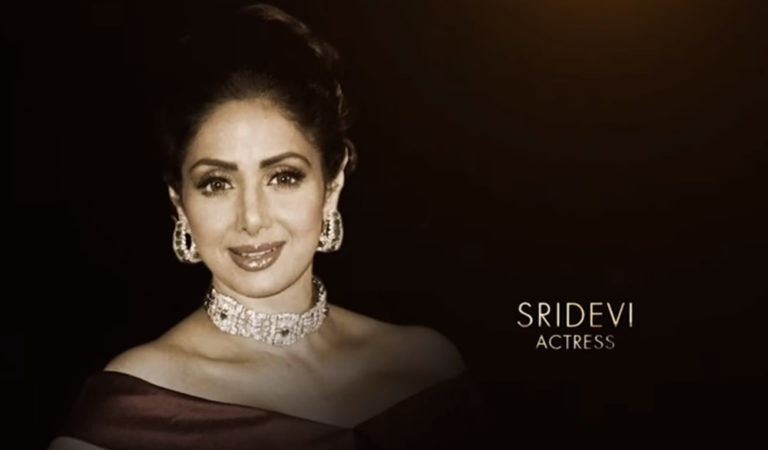 Oscar Pays Tribute To Sridevi And Shashi Kapoor, And We Are In Tears Again!