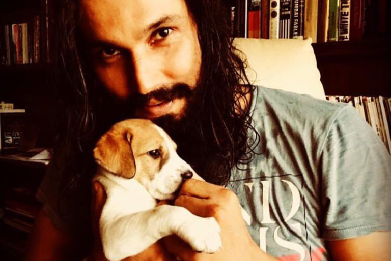 Randeep Hooda Adopted A Pup And Sends This Strong Message!