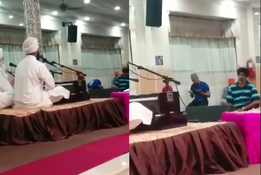 Muslim Man Offering Namaz At A Gurdwara Is The Most Positive Thing You'll See Today!