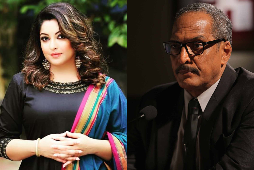 Tanushree Dutta Claims Nana Patekar Harassed Her, Here Is Everything You Need To Know!