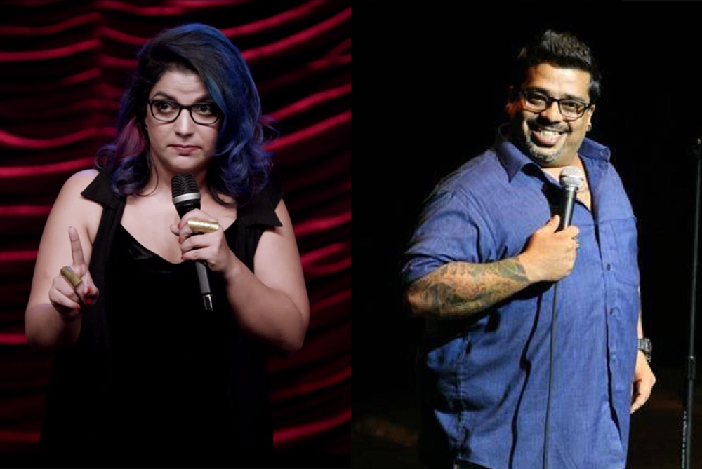 Terribly Tiny Tales Co-Founder, Standup Comedians Aditi Mittal And Jeeveshu Ahluwalia Accused Of Harassment!