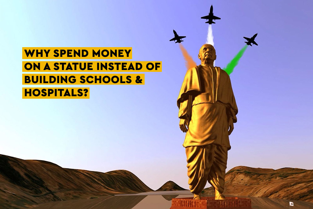 this perspective on importance of statue of unity is spot on buddybits. Black Bedroom Furniture Sets. Home Design Ideas