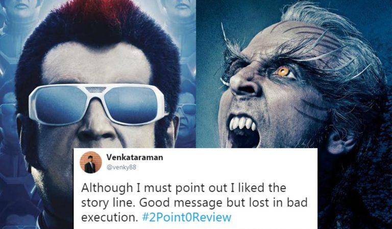 Read These Honest 2.0 Reviews Before Going For The Movie!