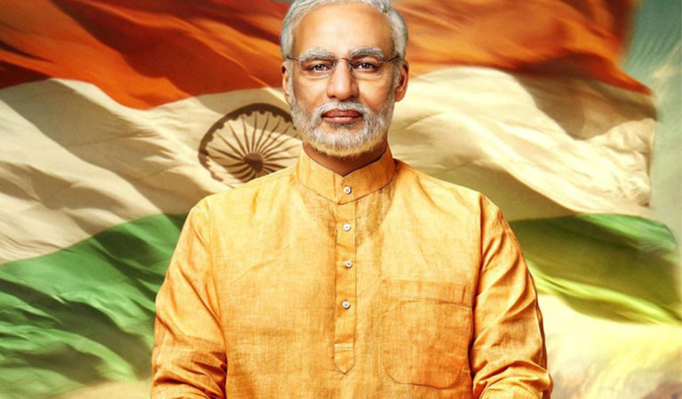 First Look Of Movie 'PM Narendra Modi' Out; We Can Neither Find Modiji Nor Vivek Oberoi!