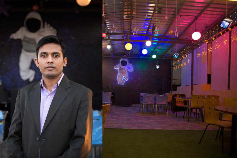 ISRO Scientist Opens Cafe In Ahmedabad; To Donate Entire First Month Profit To Pulwama Martyrs!