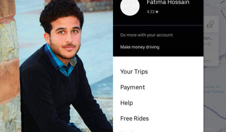 No Cab Driver Was Accepting This Guy's Ride; Then He Came Up With A Genius Idea!