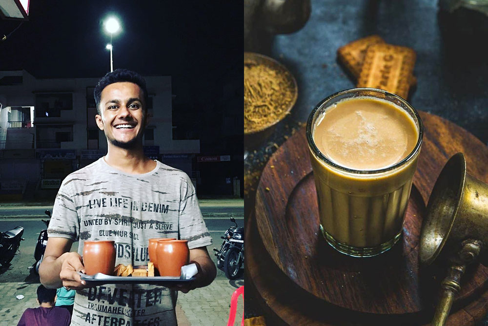 This Dude In Ahmedabad Is Going To Serve Free Chai To All Singles On Valentine's Day!